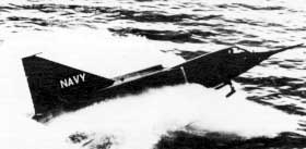 Convair XD2V-1 Sea Dart